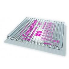 Сотовый поликарбонат Специально для теплиц 3,5 мм. Плотность 0.43